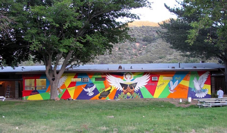 Mural Gallery - Camp Mendenhall 4