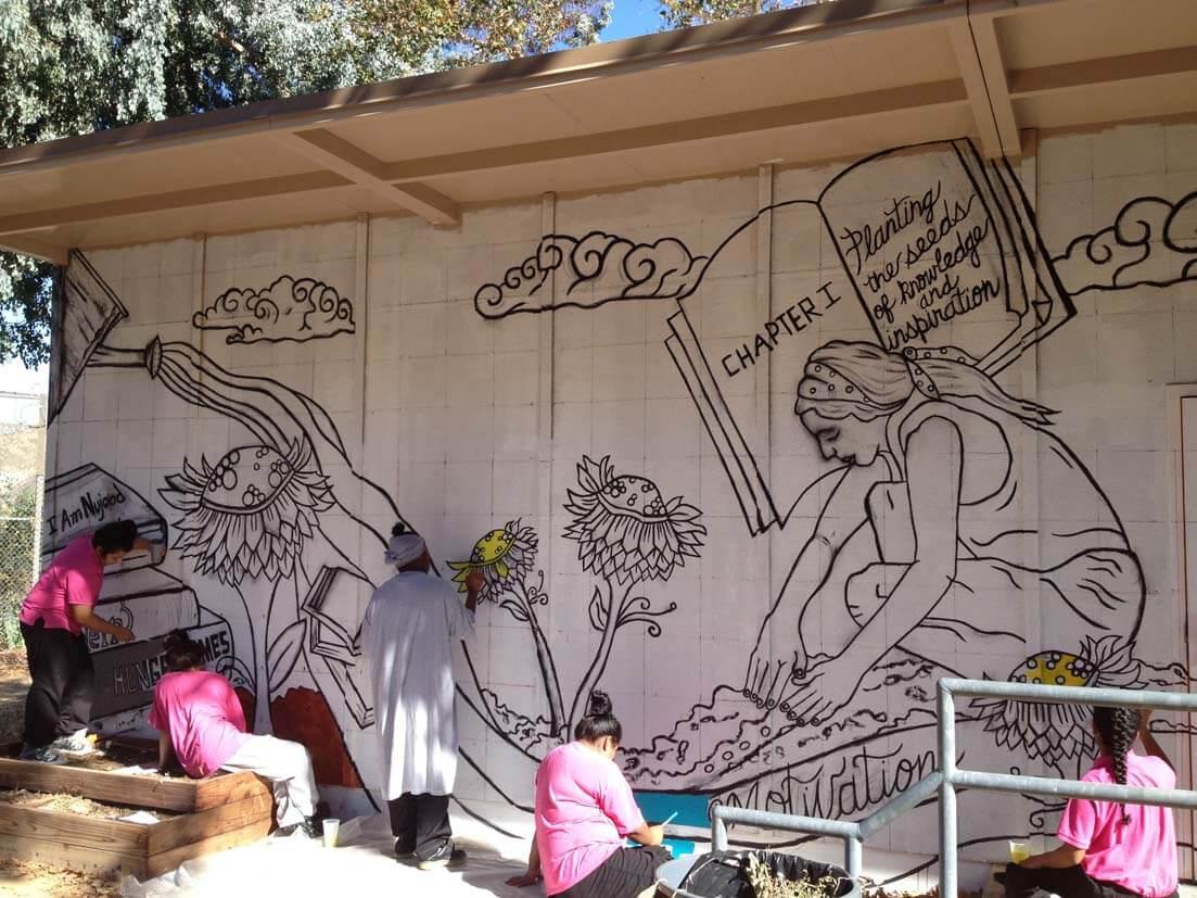 Mural Gallery - Camp Scott 6